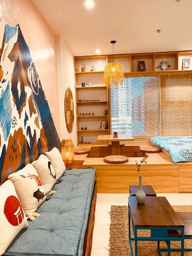 N40-Lucky Homestay @Vinhomes Ocean Park @Studio, Gia Lâm