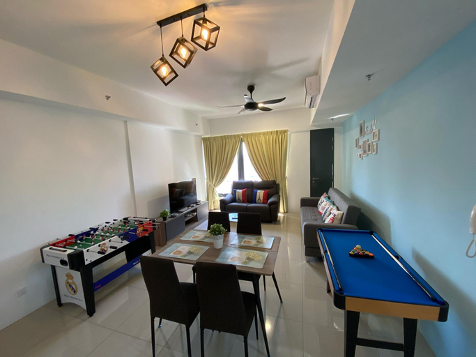 [SOCCERTABLE+SNOOKER]Georgetown Macalister12px3BR, Penang Island
