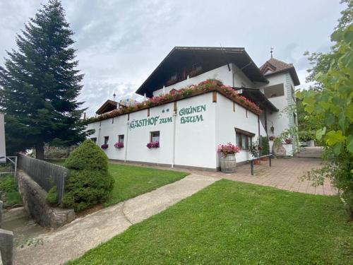 Gasthof zum Grunen Baum, Bolzano