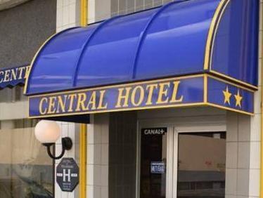 Hotel Central, Morbihan