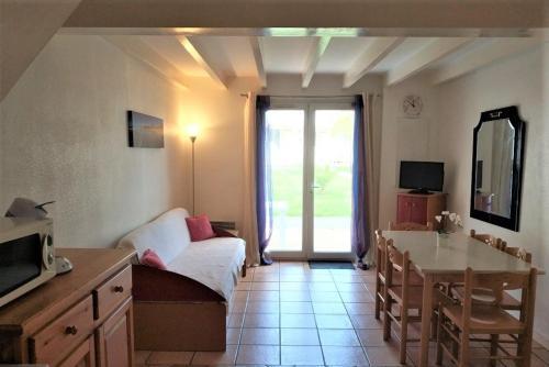Maison de vacances T3 dans Residence avec Piscine, Pyrénées-Atlantiques