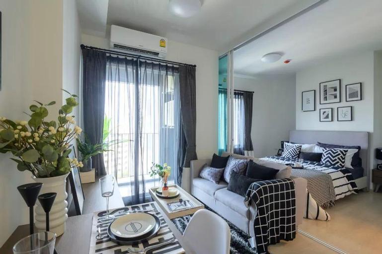 Queen bed+living room Condo AsiaDesignAward Winner, Huai Kwang