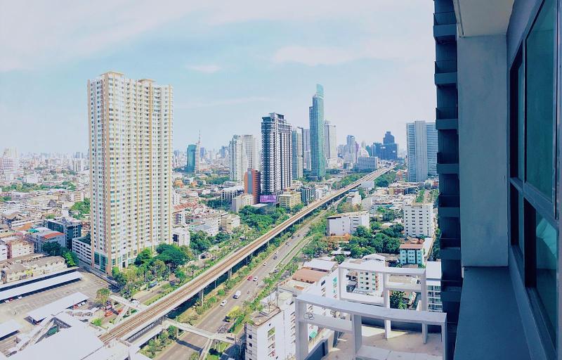 Sathorn Skyview Studio close BTS @ Icon Siam Mall, Khlong San