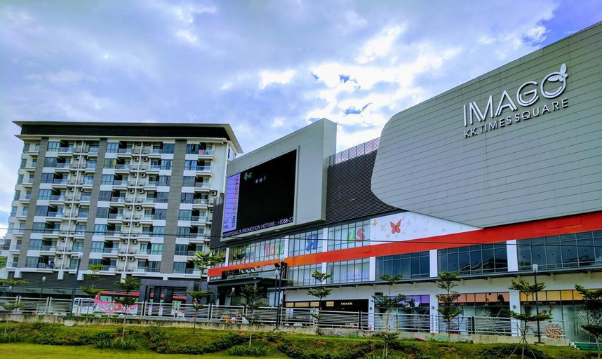 Amazing Homestay @ The Loft Imago, Kota Kinabalu