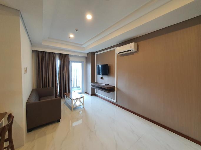 New & Luxury! Panbil Residence Apartment 4-5 pax!, Batam