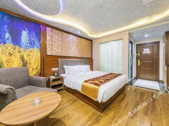 Ripple Hotel (Fuzhou Wuyi North Road, Wuyi Square), Fuzhou