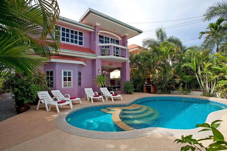 Pool villa Duan Purple Surprise, Pattaya