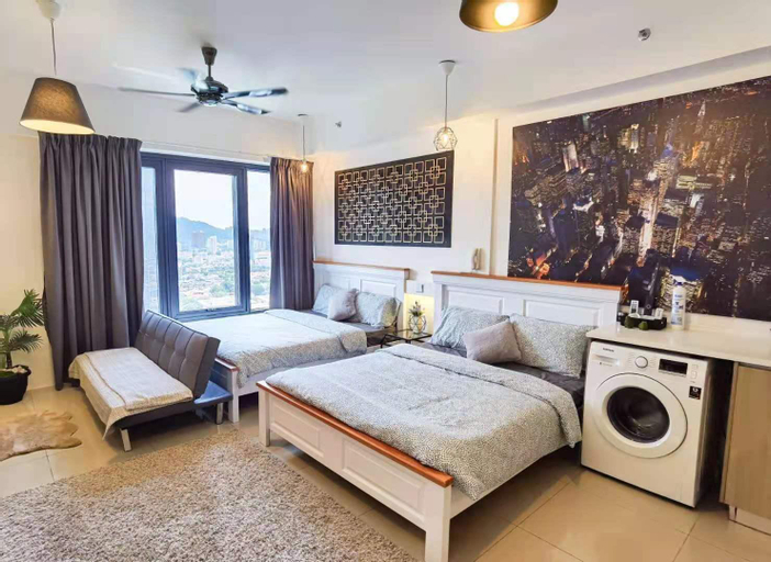 Cozy Home In The Heart Of Georgetown 全新温馨套房, Penang Island