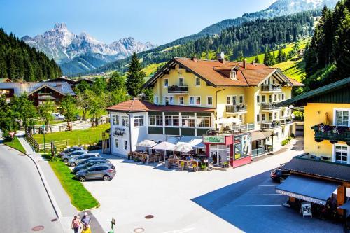 Hotel Jagdhof, Sankt Johann im Pongau