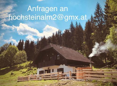 Ferienhaus Hochsteinalm, Gmunden