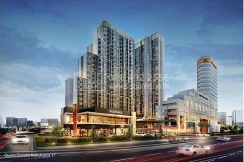 LuxuryCondo 200m MRT Closely McDonald Supermarket and McDonald's,Supermarket Fl. 21, Huai Kwang