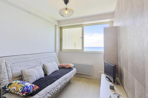 Modern studio with sea view on the Basque coast in Biarritz - Welkeys, Pyrénées-Atlantiques