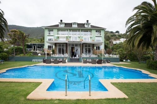 Hotel Isla Seca, Petorca