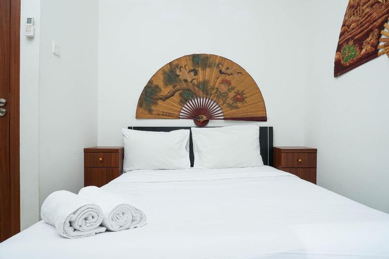 Luxurious and Elegant 3BR Vittoria Apt By Travelio, West Jakarta
