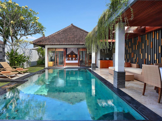 Two BR Private Pool-Breakfast#KVS, Badung