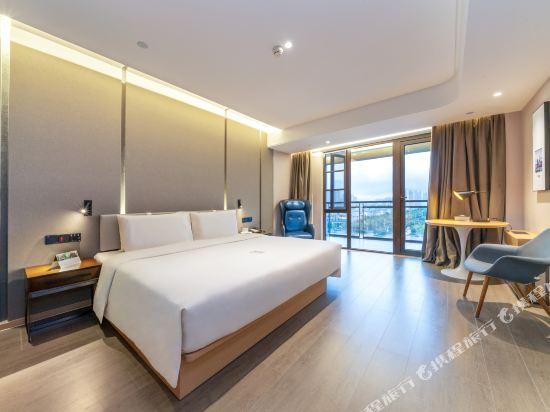Atour Hotel Chongqing Yongchuan High-Speed Railway Station Xinglong Lake, Chongqing