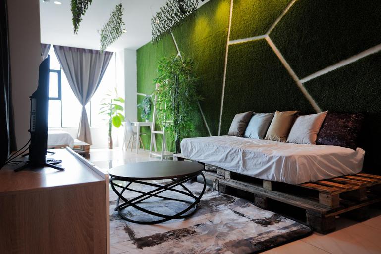 Pinstay Garden Suites @ITCC Manhattan Suites, Penampang