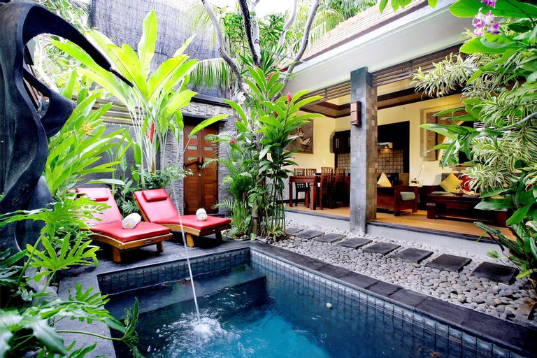 2 BR Villa with Private Pool-Breakfast|BDS, Badung
