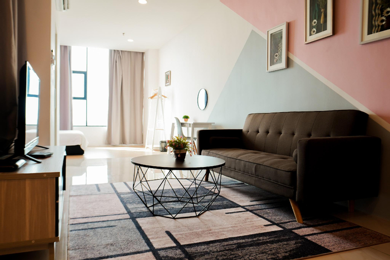 Pinstay Scandinavian Suites @ ITCC Manhattan Suite, Penampang