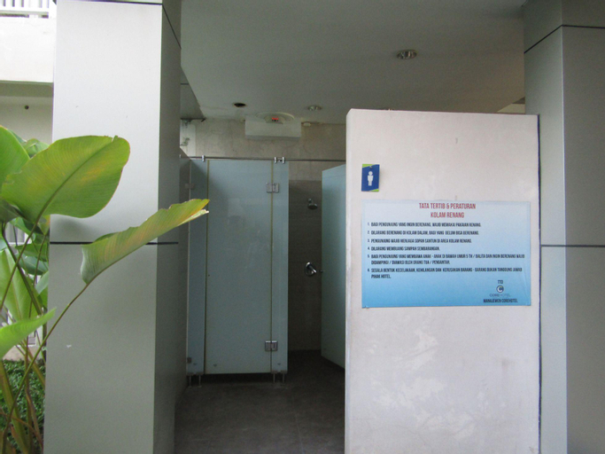 Golom 11 Room at Malioboro City Apartment, Sleman