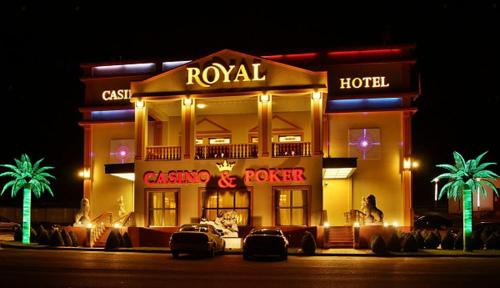 Hotel und Casino Royal Admiral, Cham