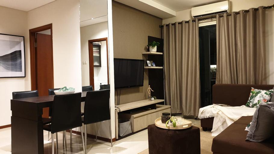 Thamrin Residence 2BR Tower Alamanda, Central Jakarta