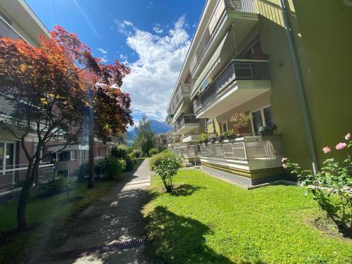 Appartamento centro Merano immerso nel verde, Bolzano