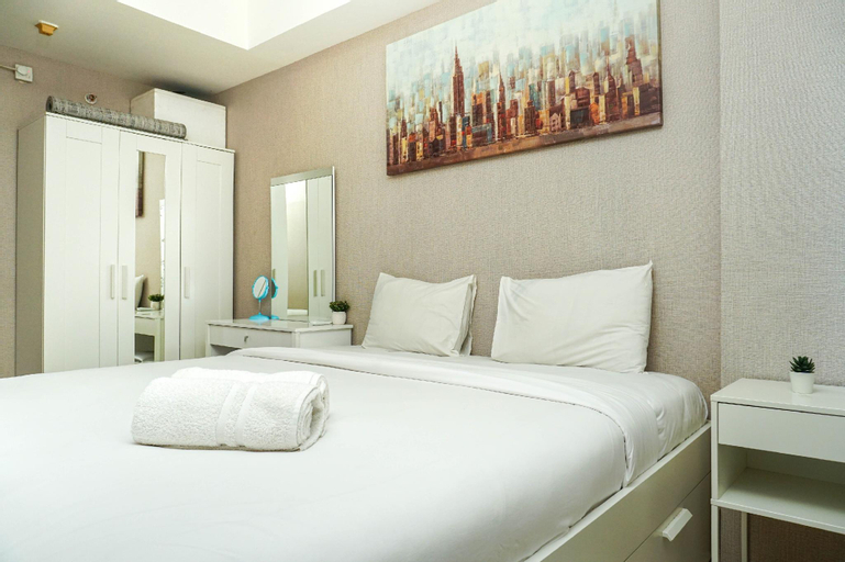 Comfort 1BR Apt at Belmont Residence By Travelio, West Jakarta