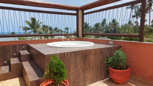 Dream Village Penthouse com Jacuzzi, Caucaia