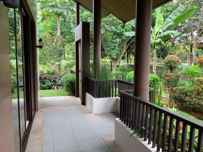Comfortable Kilimanjaro Villa at Vimala Hills, Bogor