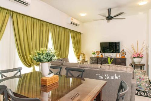 The Scarlet @ Sunway Gandaria, Hulu Langat