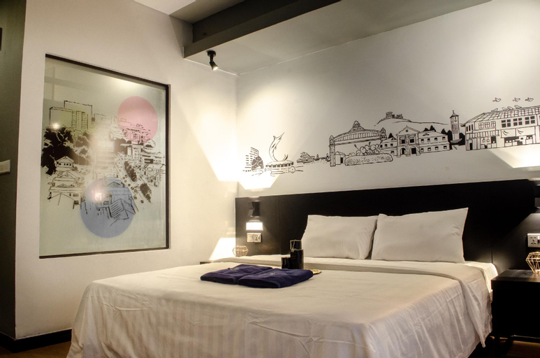 Pinstay Bayan Suites (King Bed) @ Aeropod Square, Kota Kinabalu