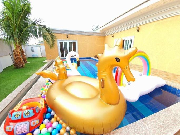 Party 041 Pool Villa, Bang Lamung