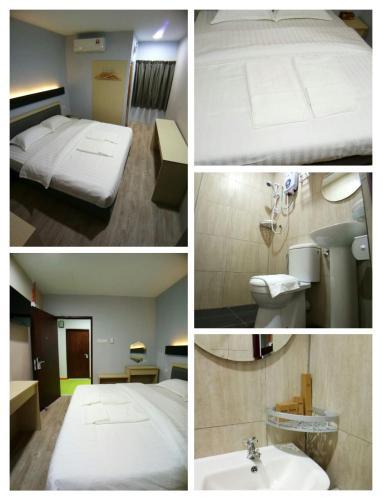 Deluxe Twin Room, Penampang