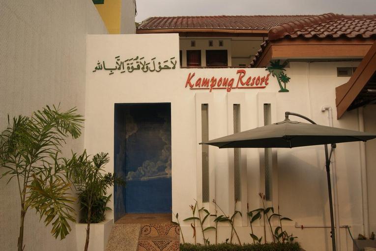 Kampong resort in village+3rooms, Semarang