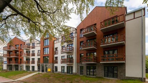 Apartament Centrum Holiday Mountain Residence - 5D Apartamenty, Lubań