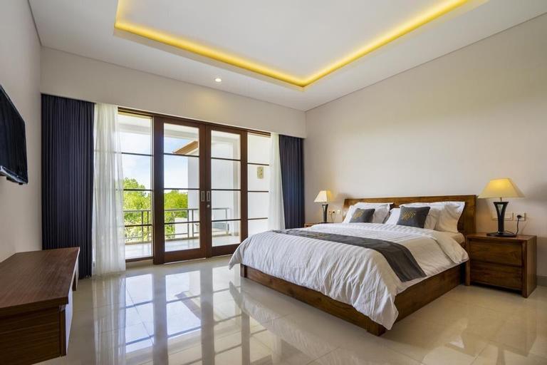 SixBR Cozy Villa Near the Water Sports&Restaurants, Badung