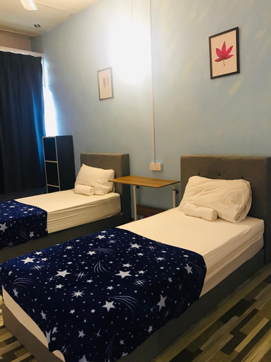 LUNAS DIY HOMESTAY (2 SINGLE BED), Kulim