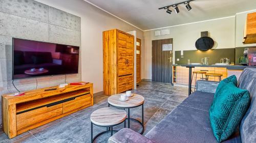 Apartament Studio Holiday Mountain Residence - 5D Apartamenty, Lubań