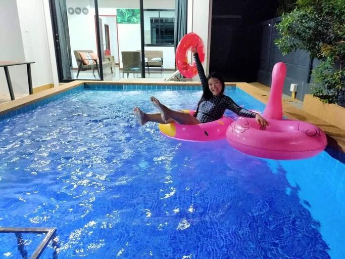 Baan Viset Pool Villa Ao Nang1, Nua Khlong