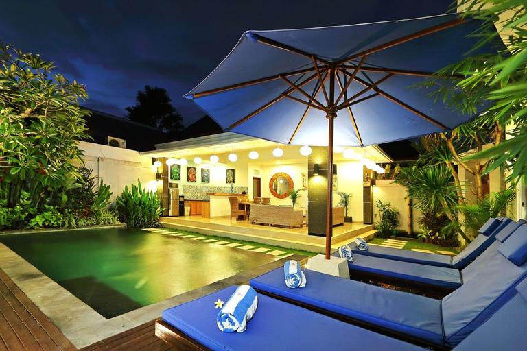 Private Pool Villa - Walking Distance to Beach !, Badung