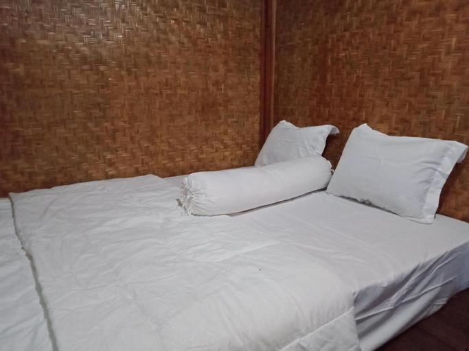 Double Bedroom with Fan, Lombok