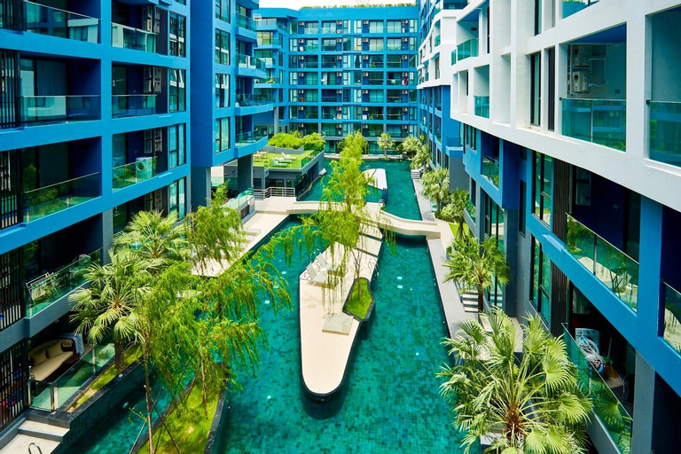 Acqua Jomtien Beach, 1 BR #B216, Pattaya