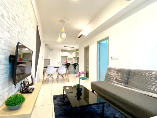 Cuti Cuti Bah - Sutera Avenue Suites, Kota Kinabalu