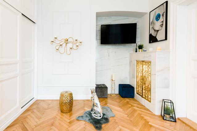 Inspired by Frida Colourful Prague Apartment, Praha 7