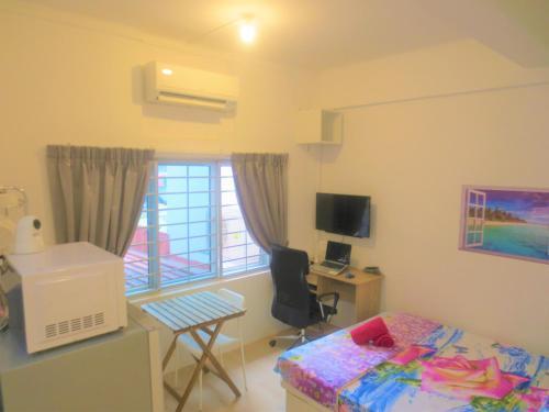 Studio Whole AT Tiong Bahru near SGH, Singapura