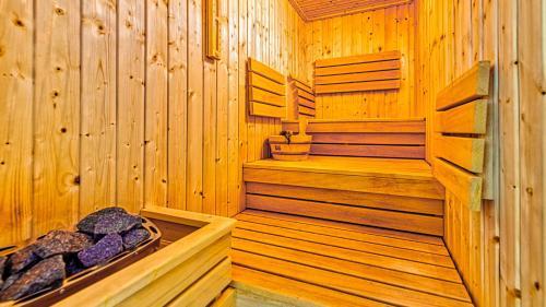 Apartament Wood Lux z Sauna - 5D Apartamenty, Lubań