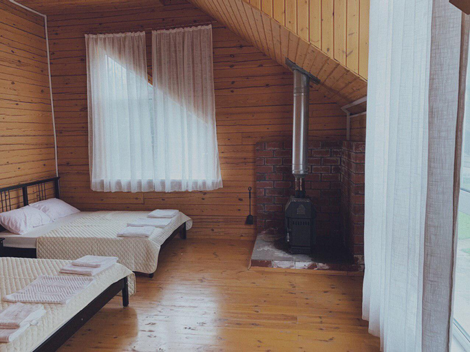Room in Arshan for 4 guests, Tunkinskiy rayon
