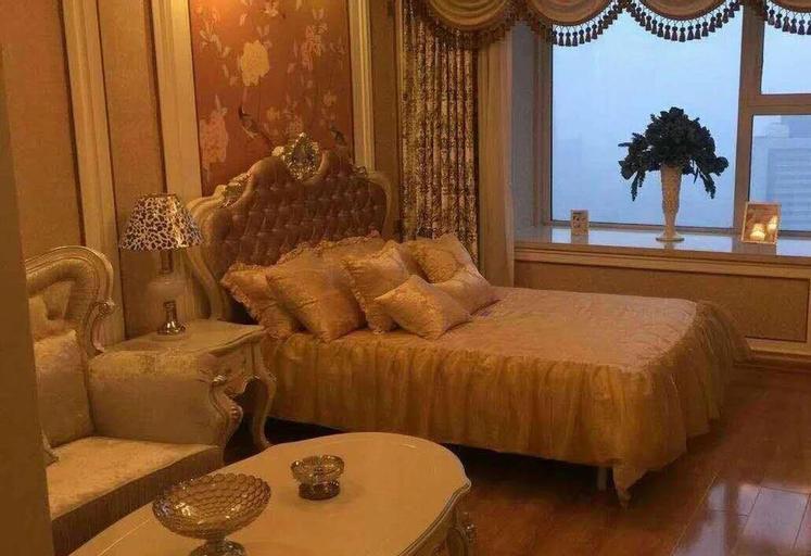 Romantic Ocean View Apartment, Dalian
