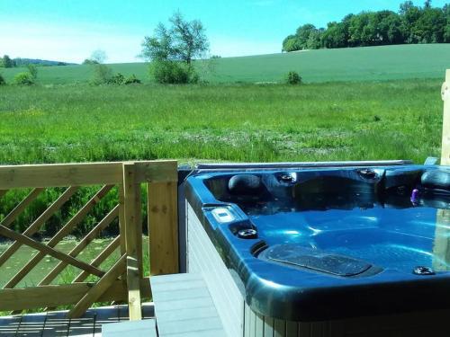 Chalet, nature, Spa & Sauna 2*, Lot-et-Garonne